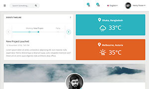 Best Bootstrap Admin and Dashboard Template